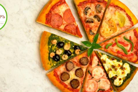 Сеты из пиццы или осетинских пирогов от пекарни «Кулинаръ» со скидкой до 61% от КупиКупон
