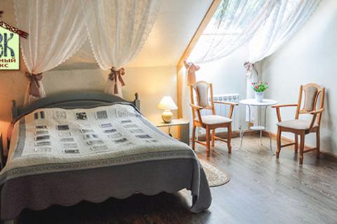 3 дня и 2 ночи для двоих или компании до 6 человек в гостиничном комплексе «Изборск» в Псковской области. Скидка до 60%