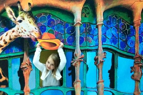 Билеты для одного или двоих на интерактивную выставку-галерею 3D-изображений в «3D-селфидром».  Скидка до 50%