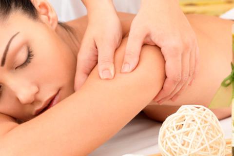 Различные виды массажа на выбор, обертывание и фитобочка в салоне красоты «Рада» и студии «Ангел». Скидка до 84% от КупиКупон