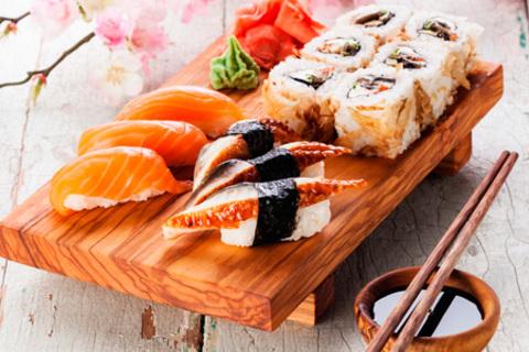 Скидка 50% на все меню и коктейльную карту в японском ресторане ProSushi от КупиКупон