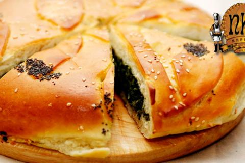 Сытные, сладкие, свежие и вкусные пироги, рулеты, пирожки, печенье и пирожные от сети пекарен «Пир Пирогов».  Скидка 50%