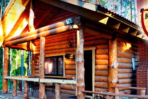 2 или 3 дня в туристической деревне «Кургала». Уютные и комфортные коттеджи, рыцарский турнир, баня, ресторанный комплекс и не только. Скидка 50%