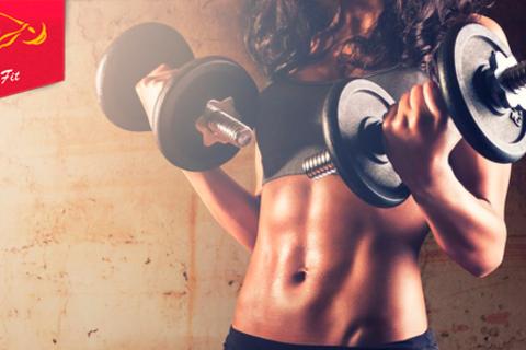 1, 2 или 3 месяца посещения тренажерного зала и групповых занятий в фитнес-центре Light Fit. Скидка до 87% от КупиКупон