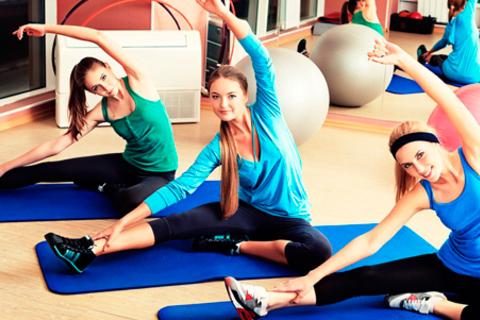 Абонементы от сети фитнес-клубов Fit4You: пилатес, йога, хип-хоп, зумба, Hilo fitness, CrossFit, занятия для детей от 3 лет и многое другое со скидкой до 84% от КупиКупон