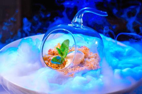 Мастер-классы молекулярной кухни для взрослых и детей от компании Molecularmeal: приготовление мороженого на жидком азоте, фруктовая икра, равиоли из заварного крема и не только! Скидка до 52%