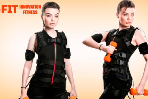 Фитнес нового поколения от компании 5FIT: 8, 12, 24 или 36 ЕМS-тренировок. Всего 35 минут для здоровья и идеальной фигуры! Скидка до 34%