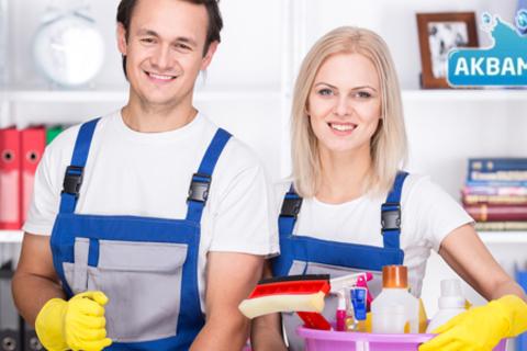 Мытье окон, комплексная или генеральная уборка квартиры от клининговой компании «Аквамарин». Быстро и качественно!  Скидка до 79%