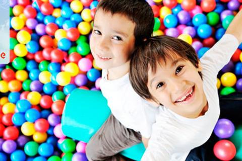 Посещение детской развлекательной площадки для одного и двоих «Тридесятое королевство» в развлекательном комплексе «Парк Европа». Скидка до 53%