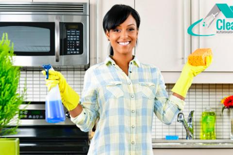 Генеральная уборка и уборка квартиры после ремонта специалистами клининговой компании Clean House.  Скидка до 51%