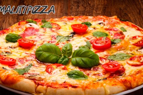 От 3 до 9 аппетитных осетинских пирогов или ароматных пицц из ресторана MalitiPizza. Скидка до 63%