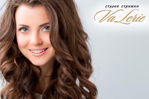 Стрижка горячими ножницами, spa-уход, мелирование, керапластика и другие процедуры по уходу за волосами в салоне красоты Valerie. Скидка до 78%