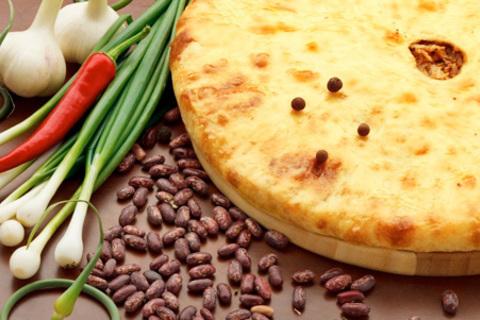 3, 5 или 7 осетинских пирогов или пицц на выбор  в пекарне «Вам пирог». Скидка до 65%