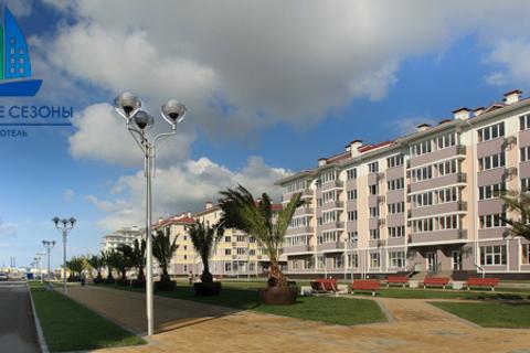 Отдых для двоих в городе-отеле «Бархатные сезоны» рядом с Олимпийским парком: питание, тренажерный зал, оборудованный пляж и многое другое! Скидка до 53%
