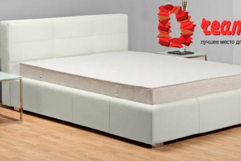 Весь ассортимент товаров в сети магазинов Dreamery: подушки, тумбочки, кровати, матрасы и многое другое! Скидка 60%