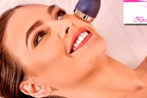 RF-лифтинг лица, шеи и декольте в салоне красоты «Преображение»: 1, 3 или 5 сеансов. Скидка до 94%