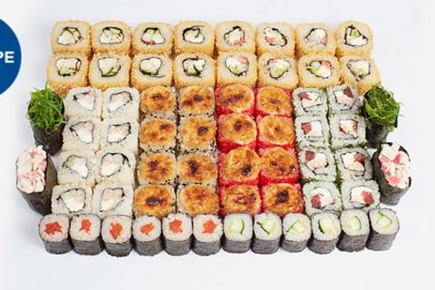 Скидка 50% на все меню от службы доставки вкусной еды «Море»