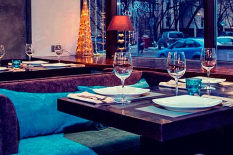 Все меню кухни и напитки в грузинском lounge cafe «Иберия Хаус». Маленькая Грузия в центре Москвы!  Скидка 50%